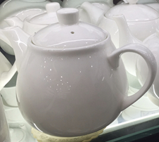 Pots, Jugs, Cups and Saucers